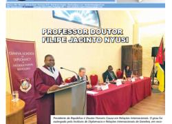 Jornal da UP na Edição Número 006
